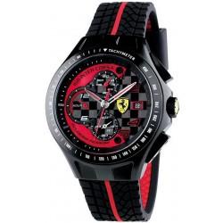 Montre Scuderia Ferrari Homme Race Day Chrono 0830077