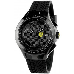 Montre Scuderia Ferrari Homme Race Day Chrono 0830105