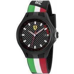 Acheter Montre Scuderia Ferrari Homme Pit Crew 0830131