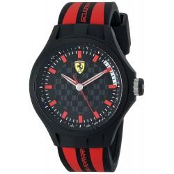 Acheter Montre Scuderia Ferrari Homme Pit Crew 0830172