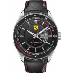 Acheter Montre Scuderia Ferrari Homme Gran Premio 0830183