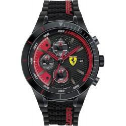 Acheter Montre Scuderia Ferrari Homme RedRev Evo Chrono 0830260