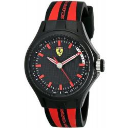Acheter Montre Scuderia Ferrari Homme Pit Crew 0840002