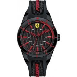 Montre Scuderia Ferrari Homme Red Rev 0840004