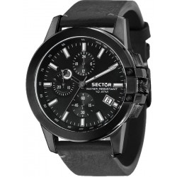 Montre Sector Homme 480 R3271797003 Chronographe Quartz
