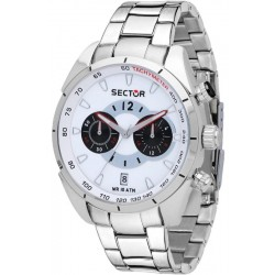 Montre Sector Homme 330 R3273794004 Chronographe Quartz