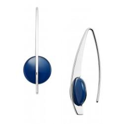 Boucles d'Oreilles Skagen Femme Sea Glass SKJ1293040
