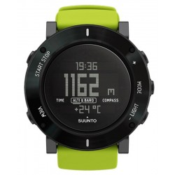 Montre Homme Suunto Core Lime Crush SS020693000