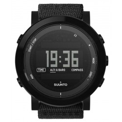 Acheter Montre Homme Suunto Essential Ceramic All Black TX SS022438000