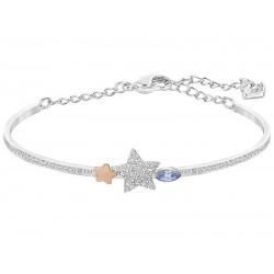 Acheter Bracelet Swarovski Femme Duo Star 5169400