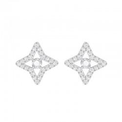 Acheter Boucles d'Oreilles Swarovski Femme Sparkling Dance 5364218