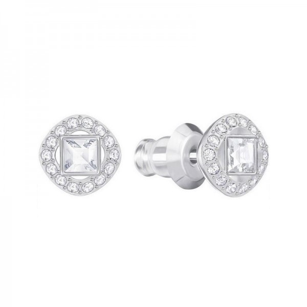 Acheter Boucles d'Oreilles Swarovski Femme Angelic Square 5368146