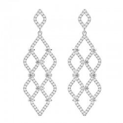 Acheter Boucles d'Oreilles Swarovski Femme Chandelier Lace 5382358
