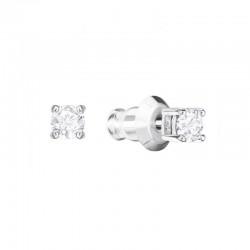 Acheter Boucles d'Oreilles Swarovski Femme Attract Round 5408436