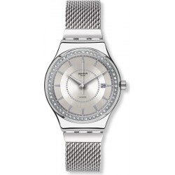 Montre Swatch Femme Irony Sistem51 Sistem Stalac Automatique YIS406G