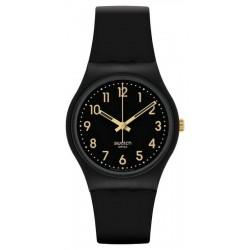 Montre Swatch Unisex Gent Golden Tac GB274
