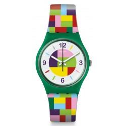 Acheter Montre Swatch Unisex Gent Tet-Wrist GG224