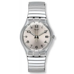 Montre Swatch Unisex Gent Silverall L GM416A