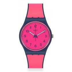 Montre Swatch Femme Gent Pink Gum GN264