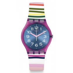 Montre Swatch Femme Gent Funny Lines GP153