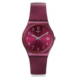 Acheter Montre Swatch Femme Gent Redbaya GR405