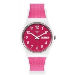 Montre Swatch Femme Gent Berry Light GW713