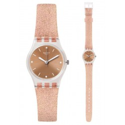 Montre Swatch Femme Lady Pinkindescent Too LK354D