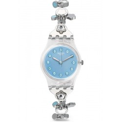 Montre Swatch Femme Lady Flower Bumble LK356G