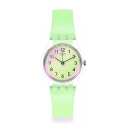 Montre Swatch Femme Lady Casual Green LK397
