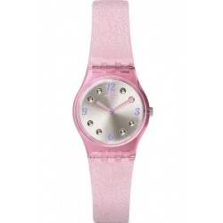 Montre Swatch Femme Lady Rose Glistar LP132C