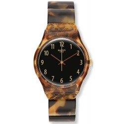 Montre Swatch Femme Gent Ecaille L GC113A