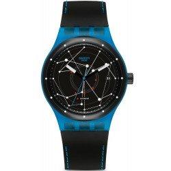 Acheter Montre Swatch Unisex Sistem 51 Sistem Blue SUTS401 Automatique