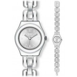 Montre Swatch Femme Irony Lady White Chain YSS254G