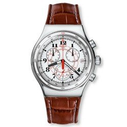 Acheter Montre Swatch Homme Irony Chrono Back To The Roots YVS414
