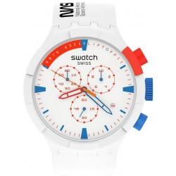 Montre Swatch Big Bold Chrono Extravehicular NASA SB04Z400