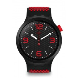 Montre Swatch Homme Big Bold BBBlood SO27B102