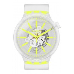 Montre Swatch Big Bold Yellowinjelly SO27E103