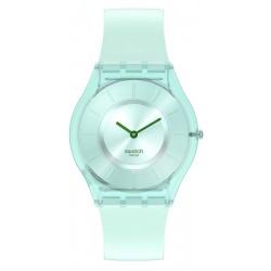 Montre Swatch Femme Skin Classic Sweet Mint SS08G100