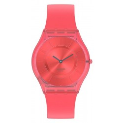 Montre Swatch Femme Skin Classic Sweet Coral SS08R100