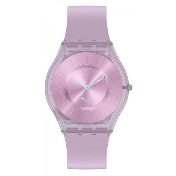 Acheter Montre Swatch Femme Skin Classic Sweet Pink SS08V100