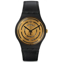 Montre Swatch Unisex New Gent Seeing Circles SUOB126