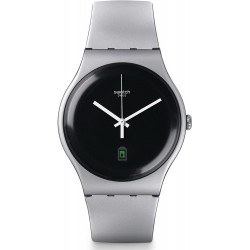 Montre Swatch Unisex New Gent Be Charged SUOB401
