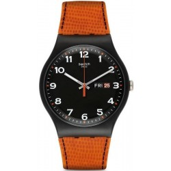 Montre Swatch Homme New Gent Faux Fox SUOB709