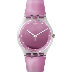 Montre Swatch Femme New Gent Rosegari SUOK125
