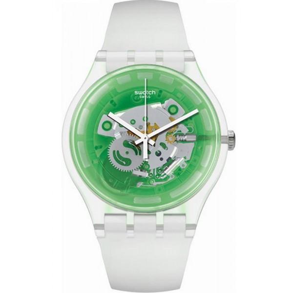 Acheter Montre Swatch Unisex New Gent Greenmazing SUOK131