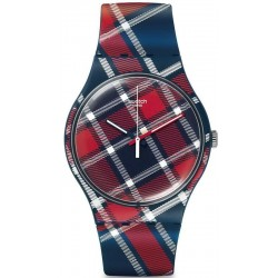 Montre Swatch Unisex New Gent Color-Kilt SUON109