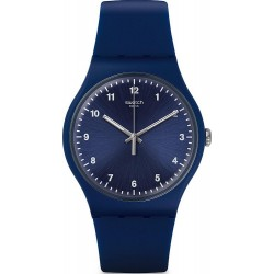 Montre Swatch Unisex New Gent Mono Blue SUON116