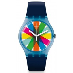 Montre Swatch Unisex New Gent Graftic SUON133
