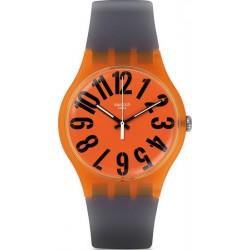 Montre Swatch Unisex New Gent Larancio SUOO103