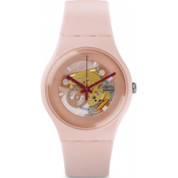 Montre Swatch Femme New Gent Shades Of Rose SUOP107
